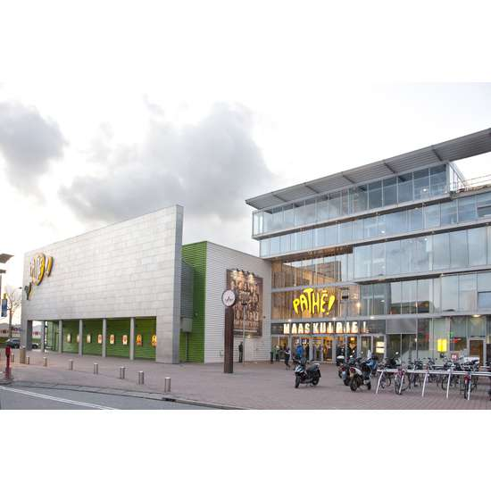 Referenties huizenga group for Pathe the kuip